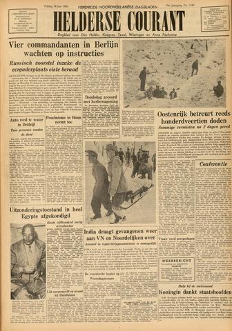 Heldersche Courant 1954-01-15