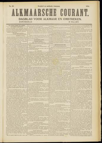 Alkmaarsche Courant 1914-03-19