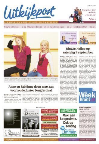 Uitkijkpost : nieuwsblad voor Heiloo e.o. 2010-04-14