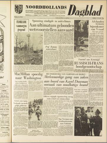 Noordhollands Dagblad : dagblad voor Alkmaar en omgeving 1960-03-25