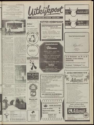 Uitkijkpost : nieuwsblad voor Heiloo e.o. 1979-12-12