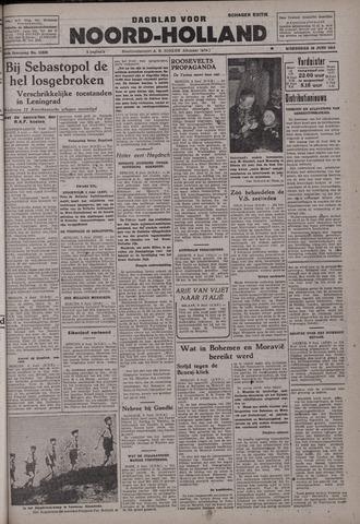 Dagblad Noord-Holland, Schager editie 1942-06-10
