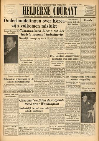 Heldersche Courant 1954-06-16