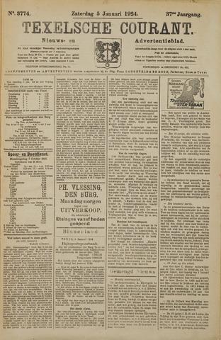 Texelsche Courant 1924
