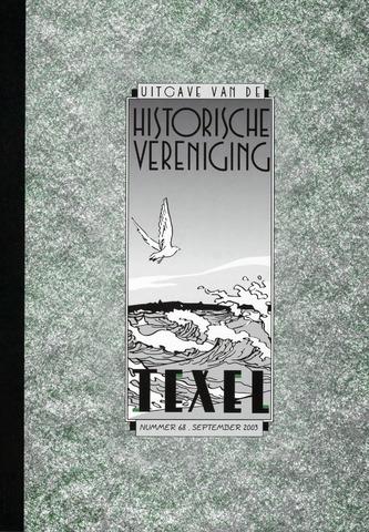 Uitgave Historische Vereniging Texel 2003-09-01