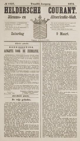 Heldersche Courant 1872-03-09