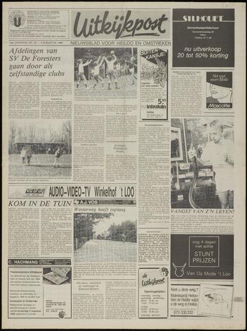 Uitkijkpost : nieuwsblad voor Heiloo e.o. 1989-08-09