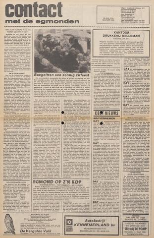 Contact met de Egmonden 1976-06-16
