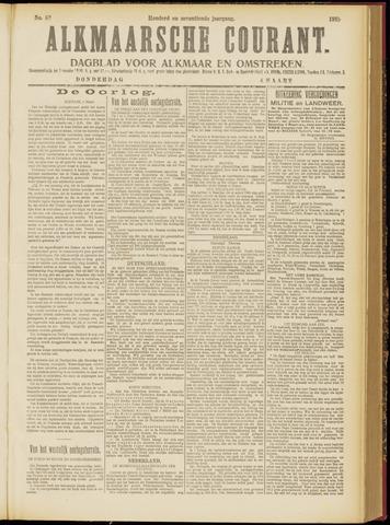 Alkmaarsche Courant 1915-03-04