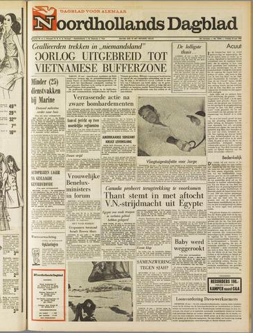 Noordhollands Dagblad : dagblad voor Alkmaar en omgeving 1967-05-19