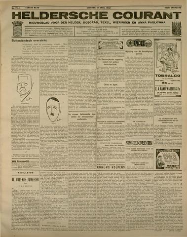 Heldersche Courant 1932-04-12