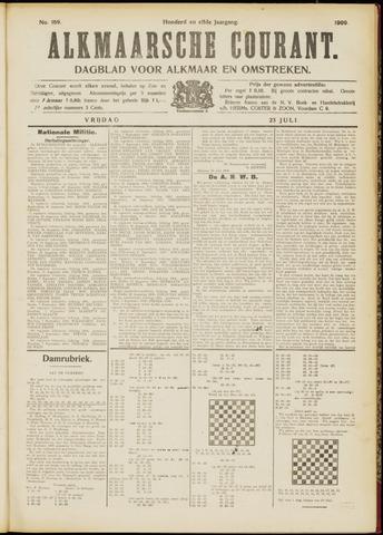 Alkmaarsche Courant 1909-07-23