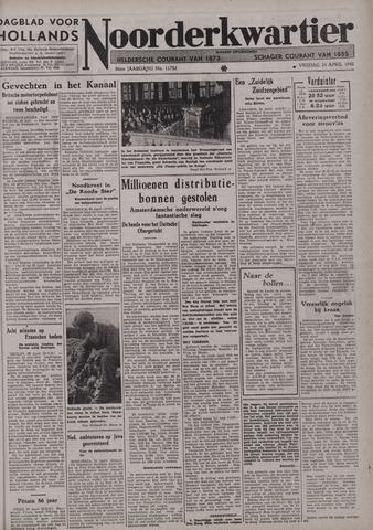 Dagblad voor Hollands Noorderkwartier 1942-04-24
