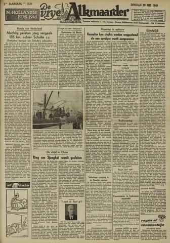 De Vrije Alkmaarder 1949-05-10