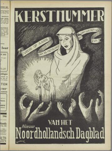 Nieuw Noordhollandsch Dagblad : voor Alkmaar en omgeving 1946-12-24