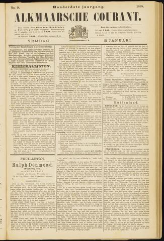 Alkmaarsche Courant 1898-01-21