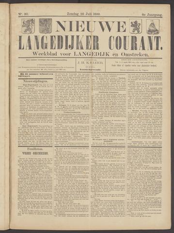 Nieuwe Langedijker Courant 1899-07-23