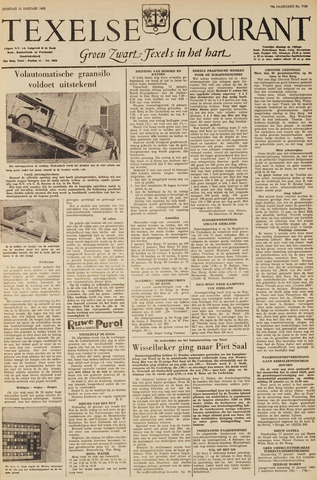 Texelsche Courant 1963-01-15