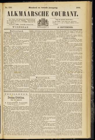 Alkmaarsche Courant 1900-09-12