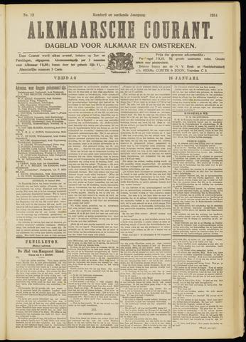 Alkmaarsche Courant 1914-01-16