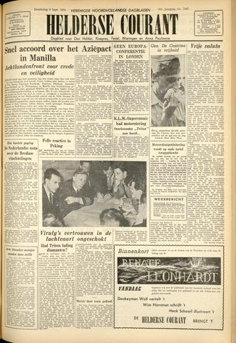 Heldersche Courant 1954-09-09