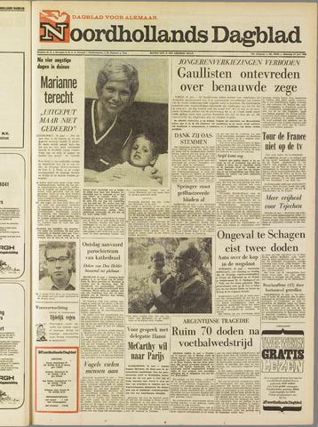 Noordhollands Dagblad : dagblad voor Alkmaar en omgeving 1968-06-24