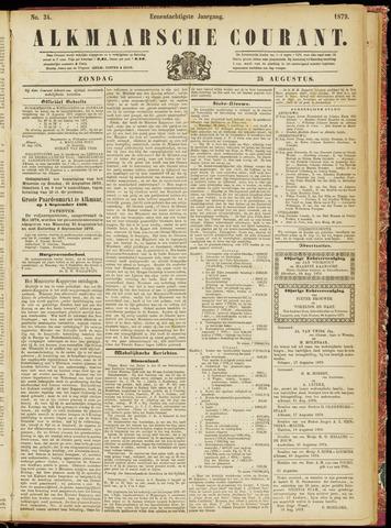Alkmaarsche Courant 1879-08-24