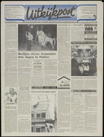 Uitkijkpost : nieuwsblad voor Heiloo e.o. 1993-07-21