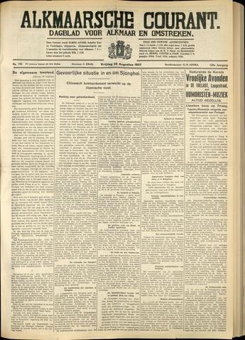 Alkmaarsche Courant 1937-08-20