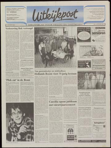 Uitkijkpost : nieuwsblad voor Heiloo e.o. 2000-01-12