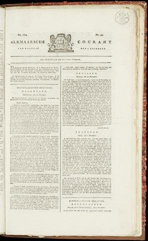 Alkmaarsche Courant 1822-12-09