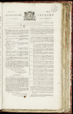 Alkmaarsche Courant 1818-11-02