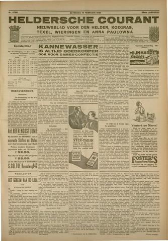 Heldersche Courant 1930-02-15
