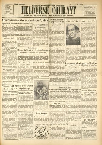 Heldersche Courant 1950-05-09