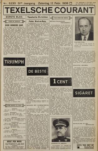 Texelsche Courant 1938-02-12