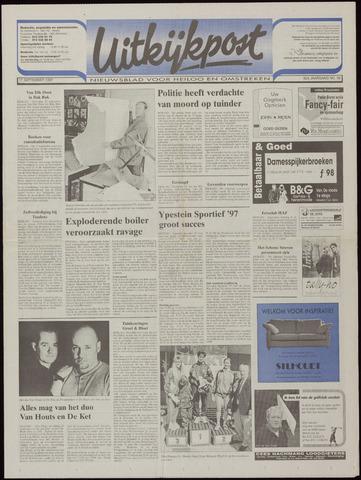 Uitkijkpost : nieuwsblad voor Heiloo e.o. 1997-09-17