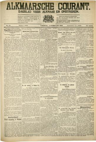 Alkmaarsche Courant 1930-02-07