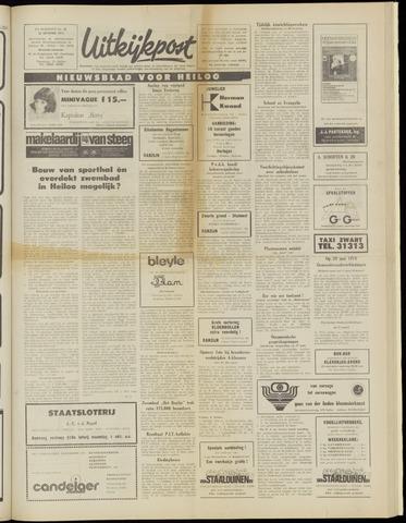 Uitkijkpost : nieuwsblad voor Heiloo e.o. 1973-09-26