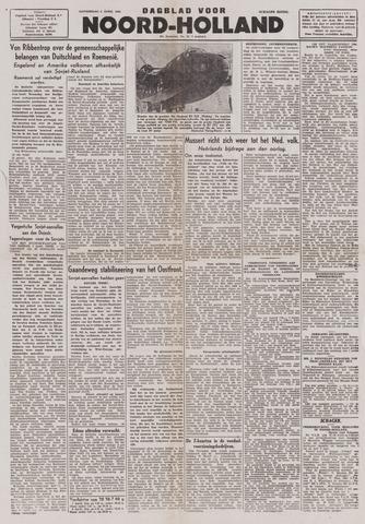 Dagblad Noord-Holland, Schager editie 1944-04-06