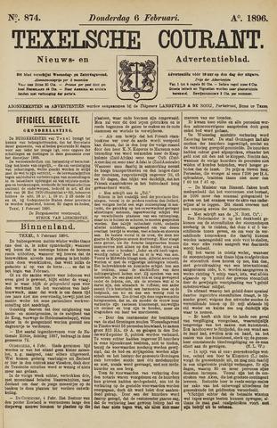 Texelsche Courant 1896-02-06