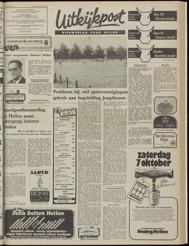Uitkijkpost : nieuwsblad voor Heiloo e.o. 1978-10-04