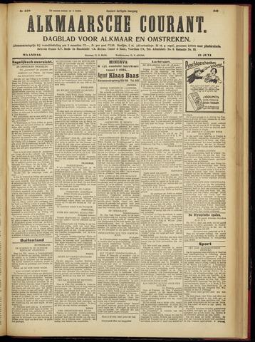 Alkmaarsche Courant 1928-06-18