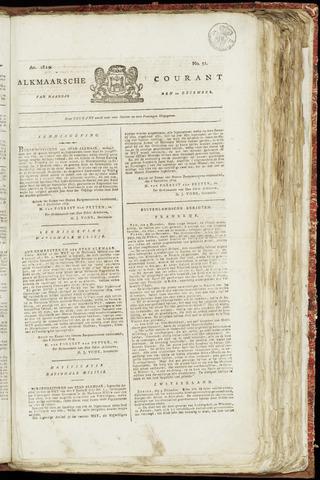Alkmaarsche Courant 1819-12-20