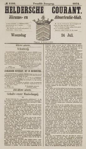 Heldersche Courant 1872-07-24
