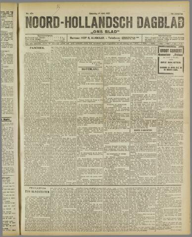Ons Blad : katholiek nieuwsblad voor N-H 1922-04-15