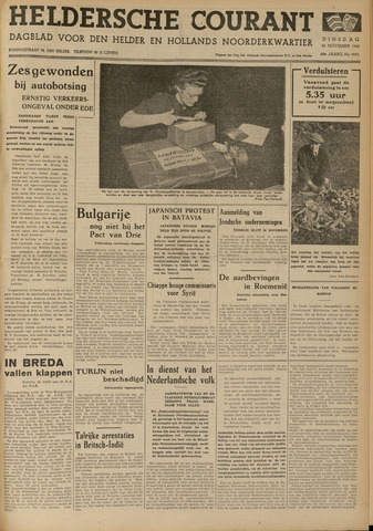 Heldersche Courant 1940-11-26