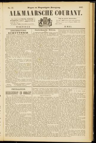 Alkmaarsche Courant 1897-05-12