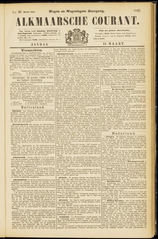 Alkmaarsche Courant 1897-03-14
