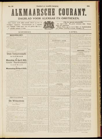 Alkmaarsche Courant 1910-04-06