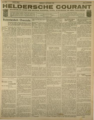 Heldersche Courant 1935-09-03